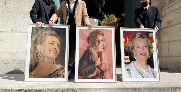 PHOTOS – Obsèques de Myriam Colombi : Corinne Touzet, Francis Huster, François Berléand… les stars réunies pour lui rendre hommage