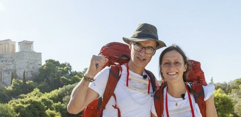 Pékin Express, la route des 3 continents : Claire et Christophe remportent plus de 58 000 euros, on sait ce qu'ils vont en faire