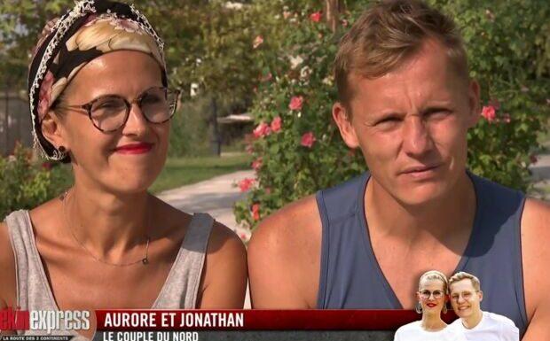 Pékin Express: pourquoi Aurore et Jonathan ont confié leurs amulettes à Christophe et Claire