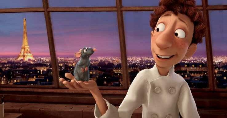Ratatouille : 5 anecdotes sur le film Pixar | Vogue Paris