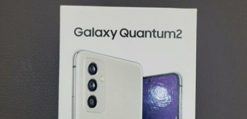 Samsung Galaxy A82 : Date de sortie, fiche technique… les infos fuitent en masse