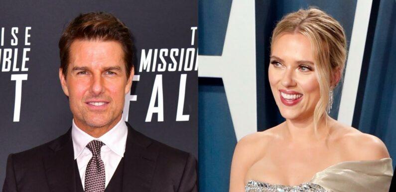 Scarlett Johansson autrefois obligée de passer une audition pour sortir avec Tom Cruise ? La folle rumeur