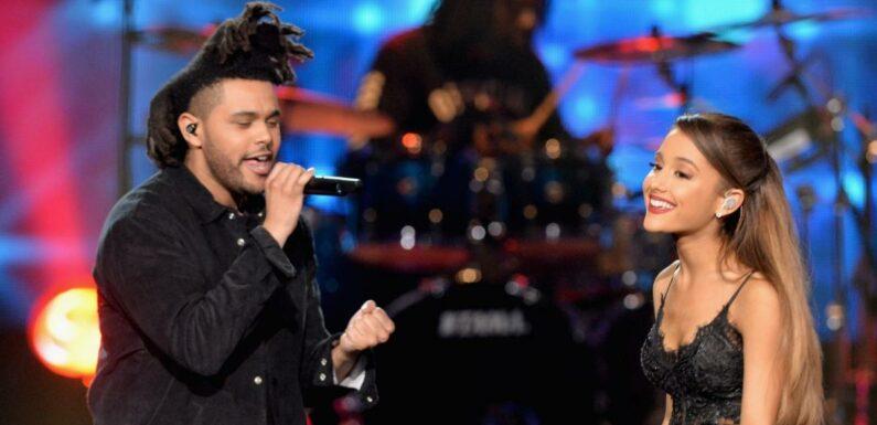 The Weeknd et Ariana Grande, SCH, JUL et Le Rat Luciano, Amel Bent, Camelia Jordana et Vitaa… La playlist des nouveautés de la semaine