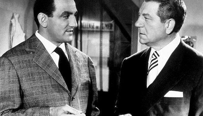 Touchez pas au grisbi (C8) Le premier rôle de Lino Ventura