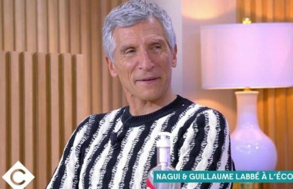 VIDEO – L'étrange remarque de Nagui sur Mélanie Page