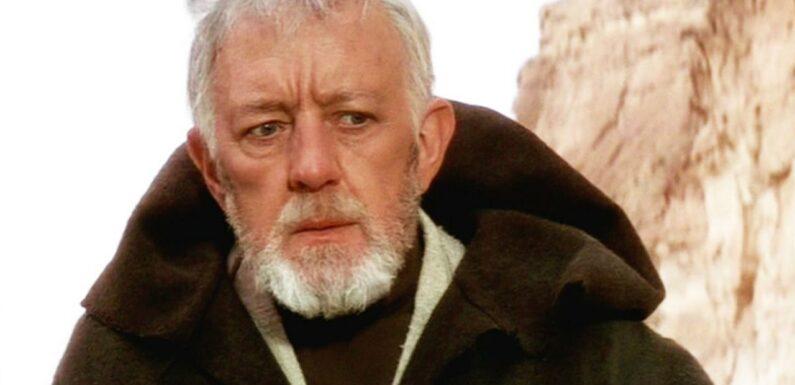 """Star Wars : quand Alec Guinness se souvient des """"dialogues épouvantables"""" du film…"""