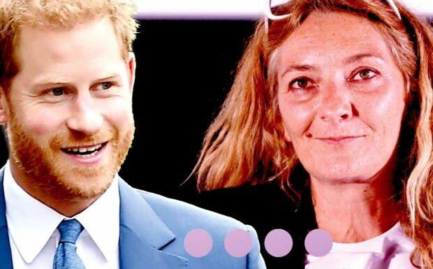 Entre le prince Harry et Corinne Masiero: 6 degrés de séparation