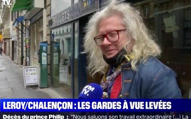 VIDEO «Ils ont été supers»: la réaction de Pierre-Jean Chalençon à sa sortie de garde à vue fait halluciner les internautes