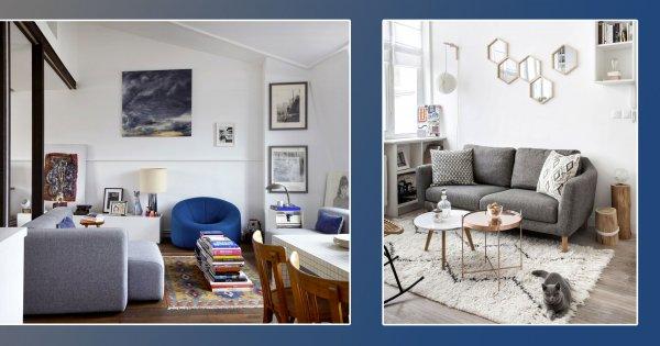 + de 25 idées canons pour aménager votre petit salon
