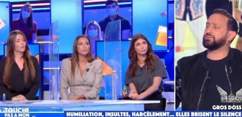 """""""C'est très grave ce que vous dites !"""", Cyril Hanouna interrompt des candidates des """"Anges"""" qui révèlent en direct que la production leur a fourni de la cocaïne…"""