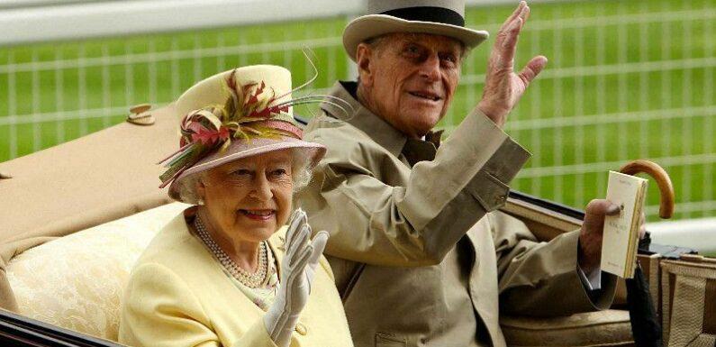 """""""Grande tristesse"""" : en deuil, Elizabeth II brise le silence, pour son premier anniversaire sans le prince Philip…"""