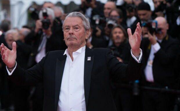 Alain Delon: deux ans après son AVC, l'acteur prépare son grand retour