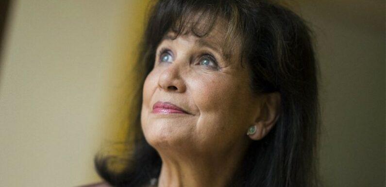 """Anne Sinclair, à coeur ouvert sur DSK : """"On ne quitte pas un homme à terre"""""""