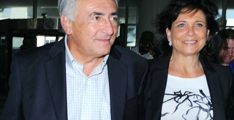 """Anne Sinclair sous """"l'emprise"""" de Dominique Strauss-Kahn : ses rares confidences sur leur relation"""
