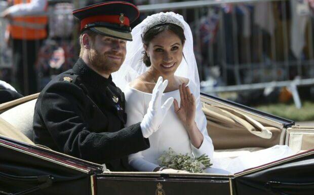 Anniversaire de mariage de Meghan Markle et Harry: l'adorable attention du prince subjugué par sa femme