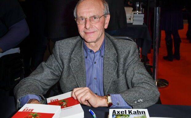 Axel Kahn atteint d'un cancer: pourquoi il a décidé de lever le voile sur sa maladie