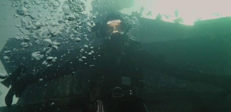 Bande-annonce The Deep House : Camille Rowe dans une maison hantée sous-marine, par les réalisateurs d'À l'intérieur