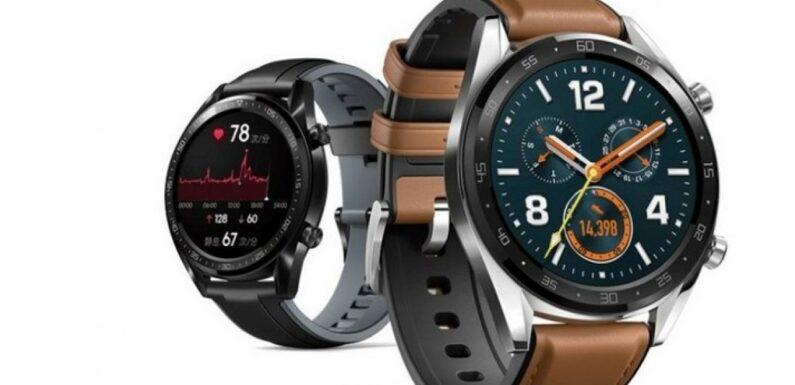 Bon Plan Huawei Watch GT 2 : -52% de réduction sur la montre connectée
