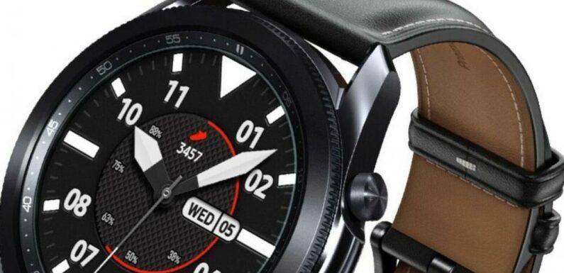 Bon Plan Samsung Galaxy Watch 3 : La montre connectée affiché à moins de 240 euros