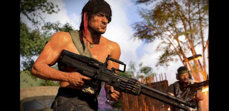 Call of Duty Black Ops – Cold War : Rambo et John McClane débarquent dès demain !