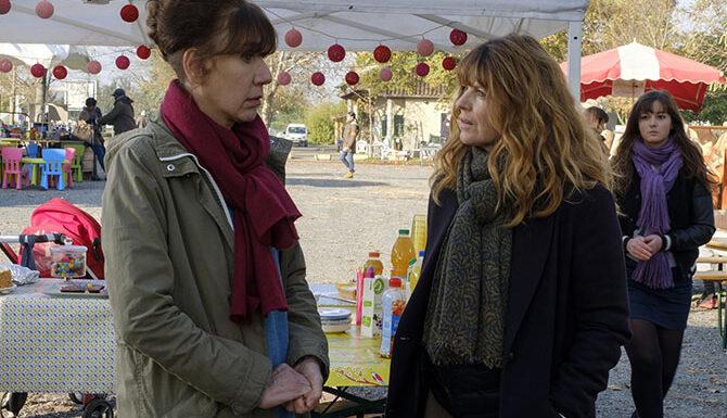 """Cassandre (France 3) Virginie Lemoine : """"J'ai été séduite par la perspective de travailler avec Gwendoline Hamon"""""""