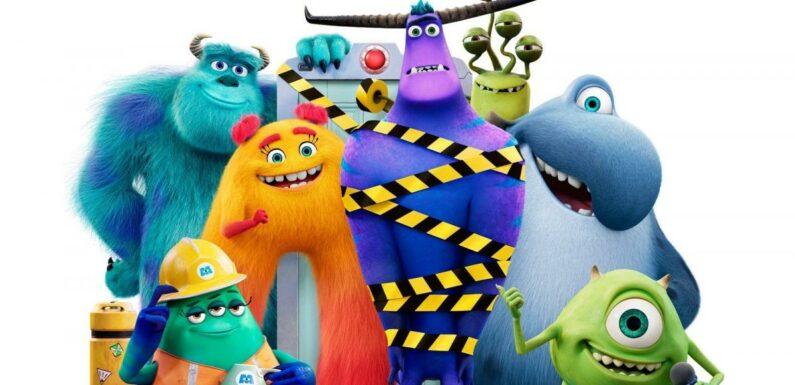 Disney + : Monsters At Work, spin-off de Monstres et Cie se dévoile dans un teaser