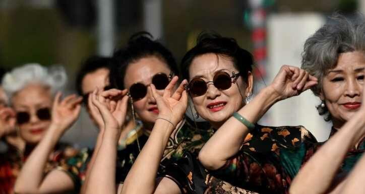 En Chine, les seniors sont les nouvelles vedettes des réseaux sociaux