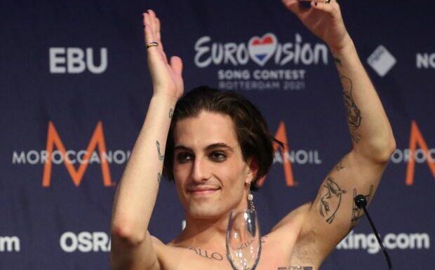 Eurovision 2021 – Måneskin: le résultat du test anti-drogue sur Damiano David est tombé