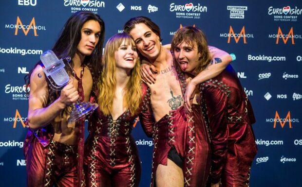 «Eurovision 2021»: ce gros contrat décroché par le sulfureux groupe italien Mâneskin