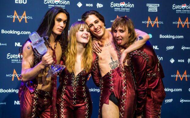 Eurovision 2021: les gagnants Måneskin décrochent un gros contrat
