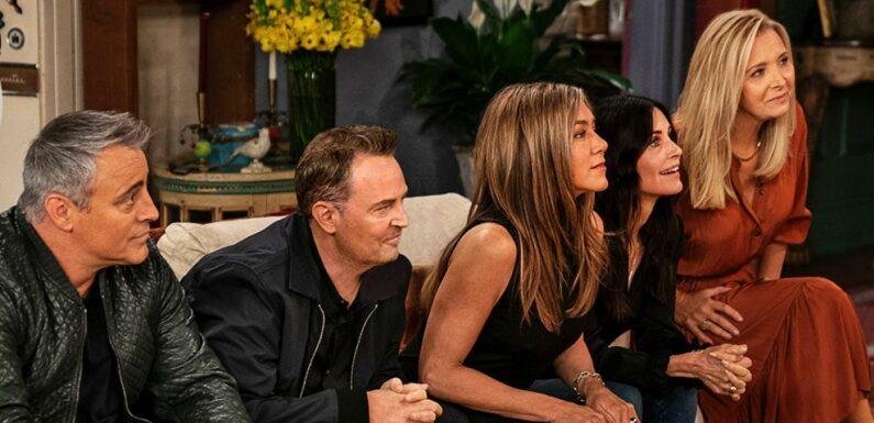 Friends : L'épisode spécial, des photos et une vidéo dévoilées