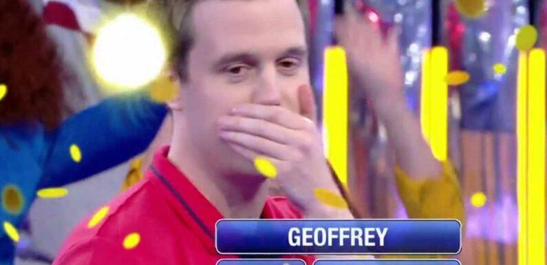 """Geoffrey intègre les Masters de N'oubliez pas les paroles : """"Beaucoup de téléspectateurs attendent la revanche face à Margaux !"""""""