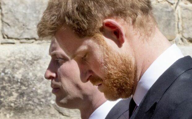 Harry visité par la police: comment il a appris la mort du prince Philip