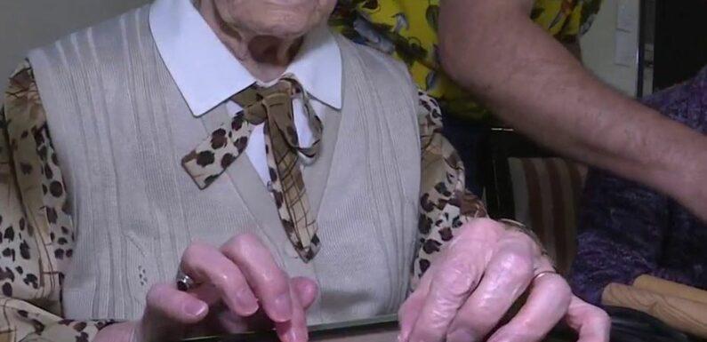 Insolite : Mireille Poisson, centenaire et fan de musique électronique