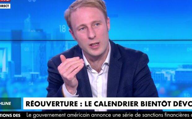 «Inutile, bête et méchant»: Martin Blachier charge Yann Barthès