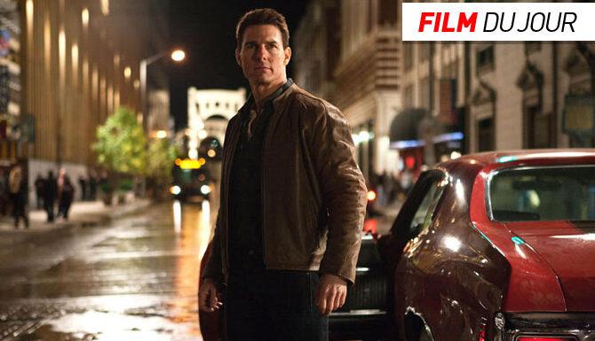 Jack Reacher (France 2) Tom Cruise a été choisi par… un algorithme !