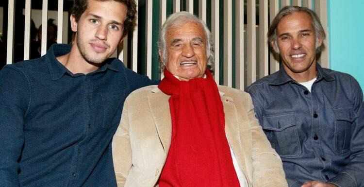 Jean-Paul Belmondo : ce jour où il a fait pleurer son petit-fils, l'acteur Victor Belmondo