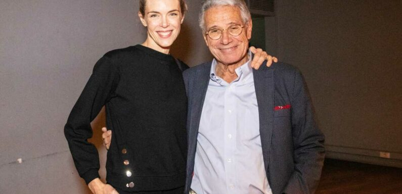 Julie Andrieu : ses petites confidences sur sa vie avec son ex Jean-Marie Périer