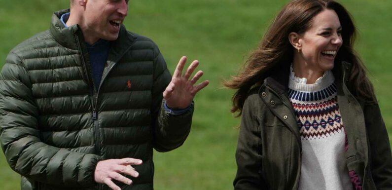 Kate et William : complices et radieux, les époux s'affrontent pour la bonne cause