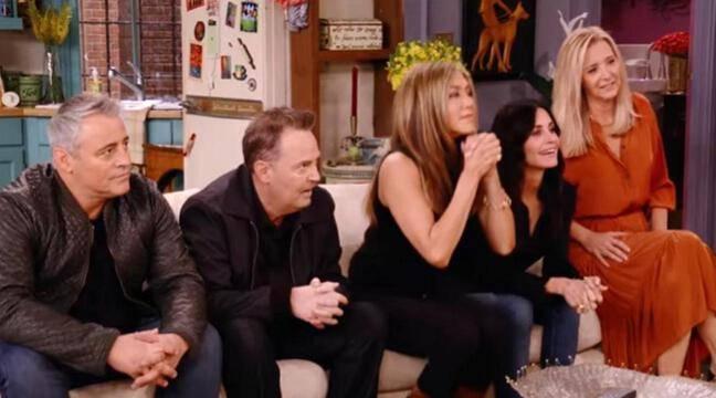 L'épisode réunion « Friends » dévoile ses premières images émouvantes