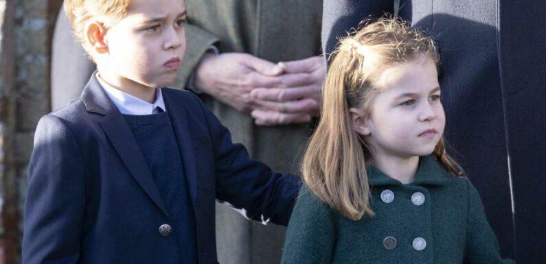 """La princesse Charlotte et le prince George amis avec Archie ? """"Ils l'apprécieront plus tard dans leur vie"""""""