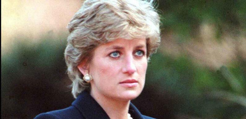 """Lady Diana """"a éclaté en sanglots"""" : la vérité sur sa relation avec le journaliste Martin Bashir…"""