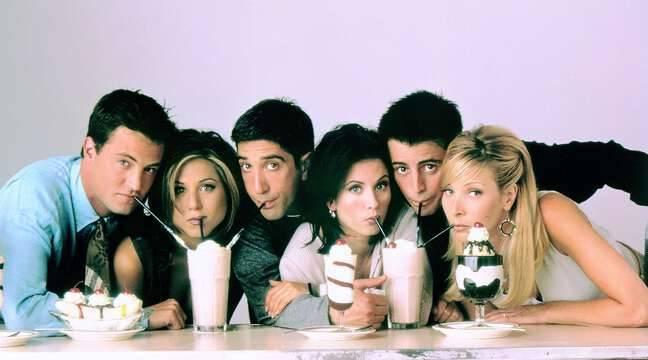L'épisode spécial de «Friends» sera diffusé sur TF1 et Salto