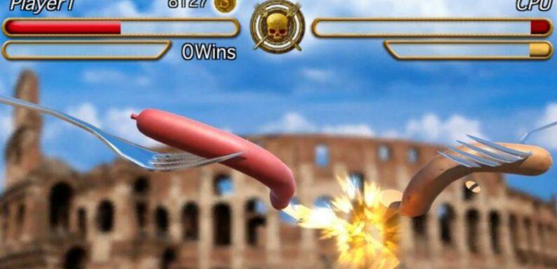 Les jeux de combat les plus chelous et WTF