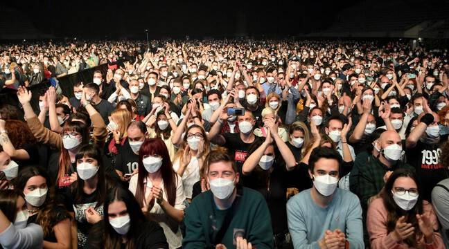 Les résultats du premier concert-test à Barcelone ne sont pas extrapolables
