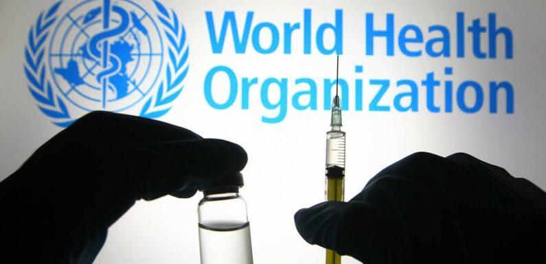 """Les vaccins sont efficaces contre """"tous les variants"""" affirme l'OMS"""