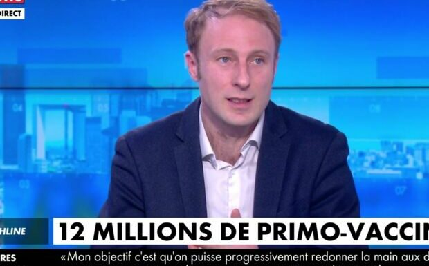 Martin Blachier: pourquoi il n'a pas encore été vacciné