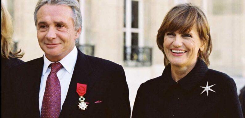Michel Sardou et Anne-Marie Périer : un couple solide
