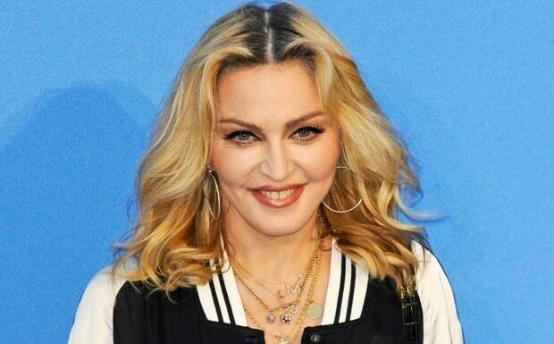PHOTO – Madonna, son fils David, 15 ans, se dévoile en robe: «C'est tellement libérateur»