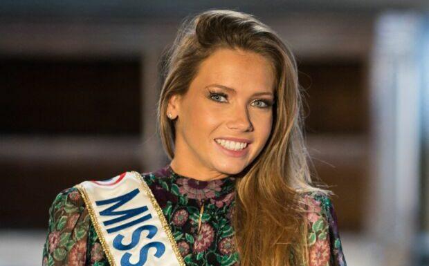 PHOTO Amandine Petità Fort Boyard: la Miss France prête à affronter les épreuves